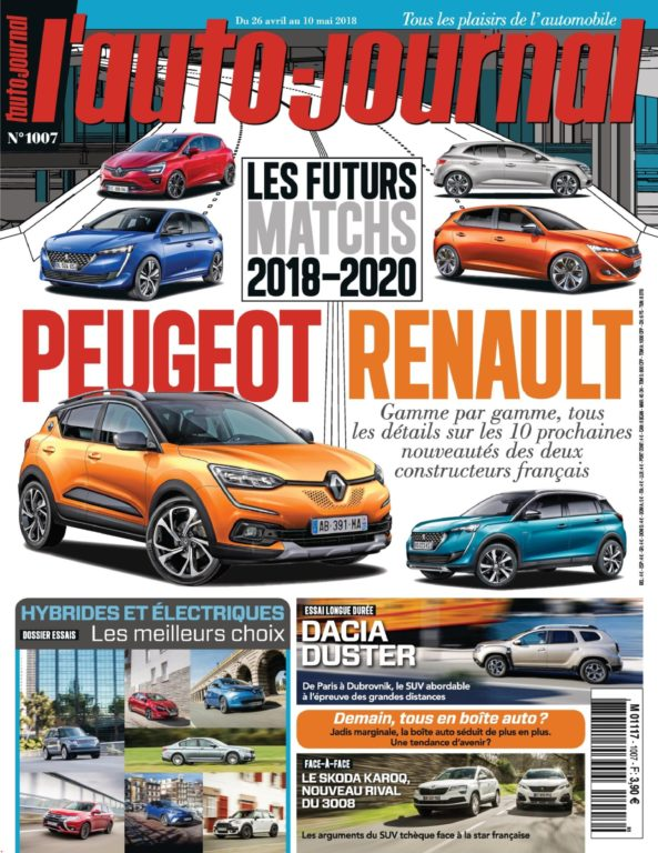 L'Auto-Journal – 26 Avril 2018