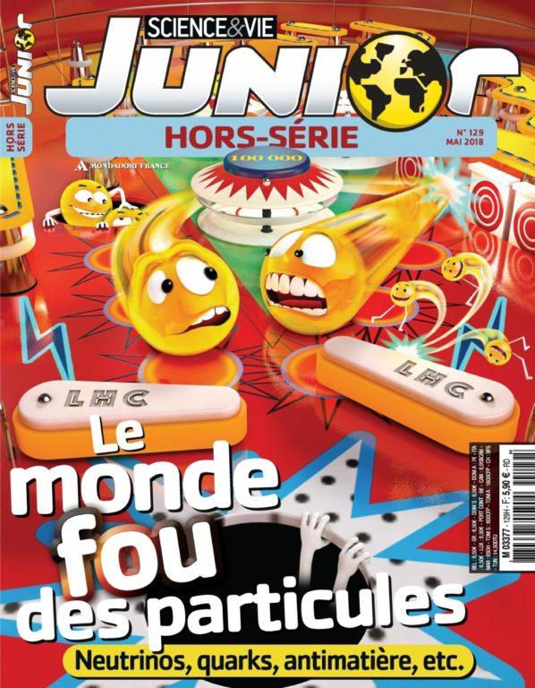 Science & Vie Junior Hors-Série – Mai 2018