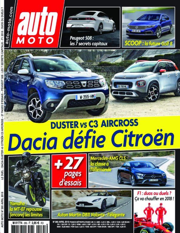 Auto Moto France – Avril 2018