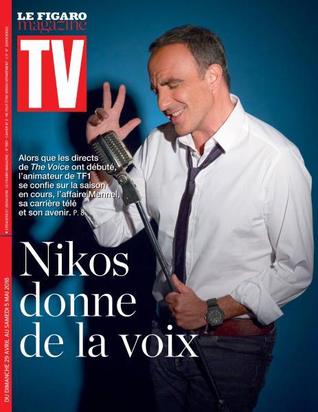 TV Magazine – 29 Avril 2018