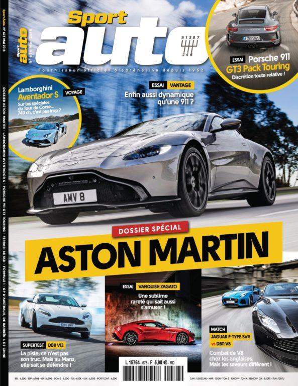 Sport Auto – 27 Avril 2018
