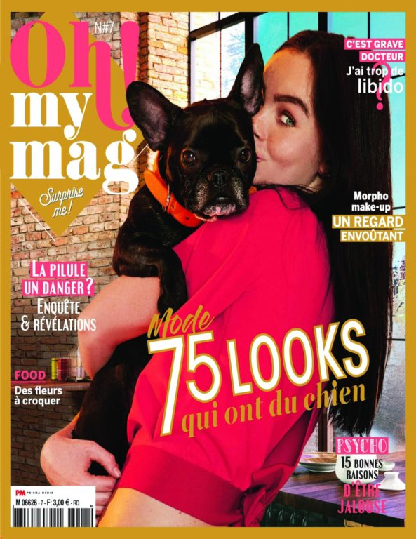Oh My Mag – Avril 2018