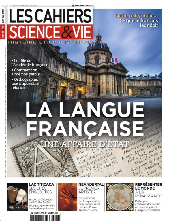 Les Cahiers De Science & Vie – Avril 2018