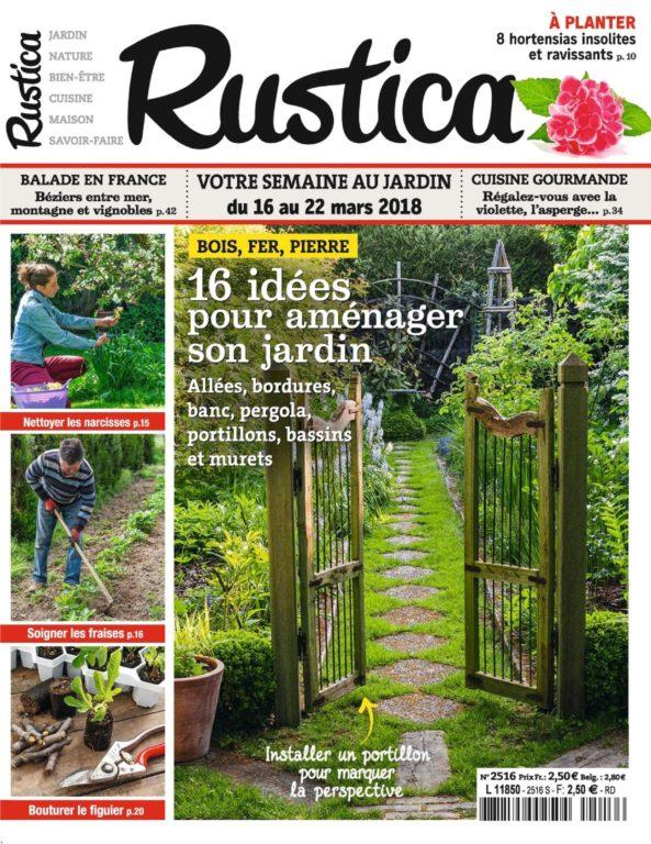 Rustica – 16 Mars 2018