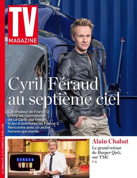 TV Magazine – 22 Avril 2018