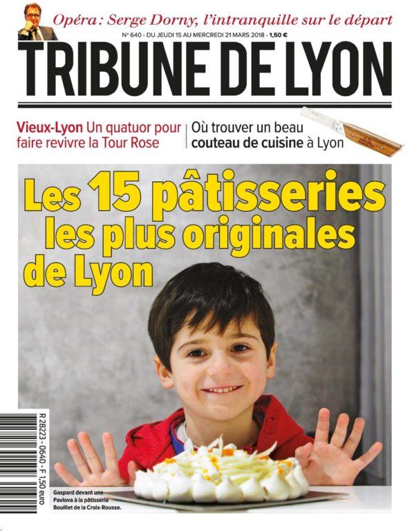Tribune De Lyon – 15 Mars 2018