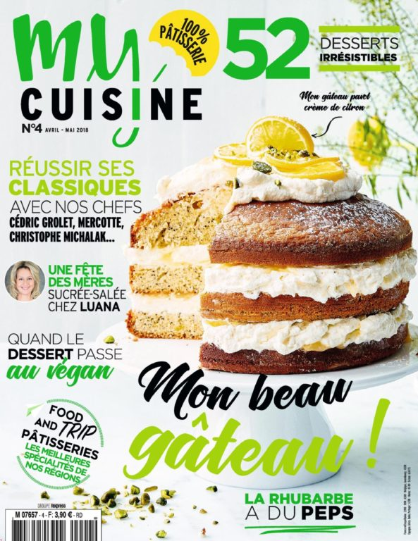 My Cuisine – Avril 2018