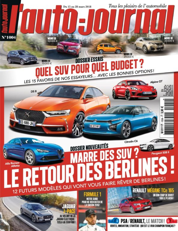 L'Auto-Journal – 15 Mars 2018