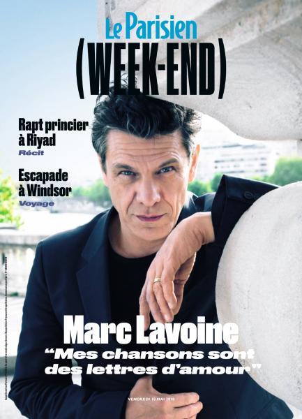 Le Parisien Magazine – 18 Mai 2018