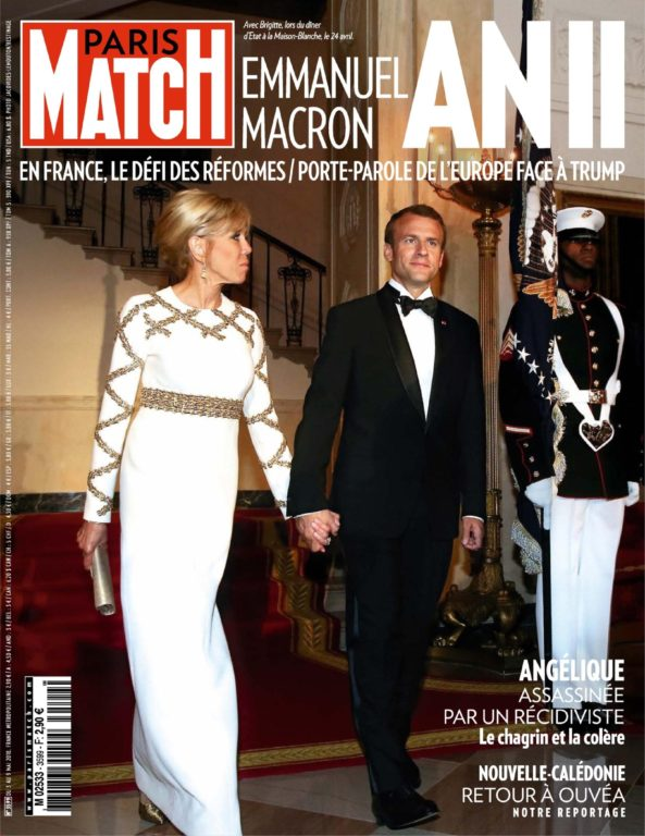 Paris Match – 03 Mai 2018