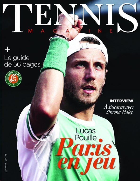 Tennis Magazine France – Juin 2018