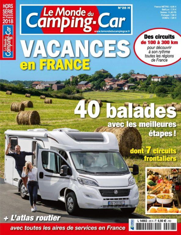 Le Monde Du Camping-Car Hors-Série – Mai 2018