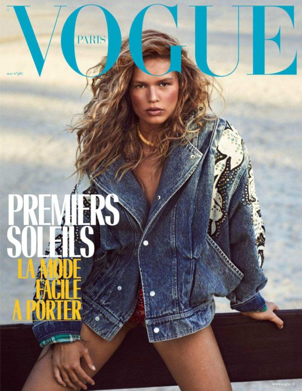 Vogue Paris – Avril 2018