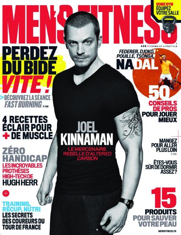 Men's Fitness France – Juin 2018