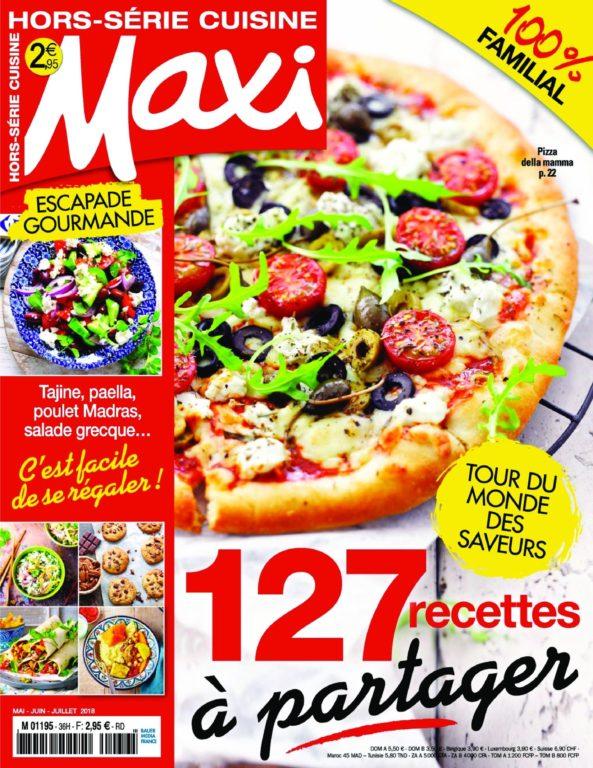 Maxi Hors-Série Cuisine – Mai 2018