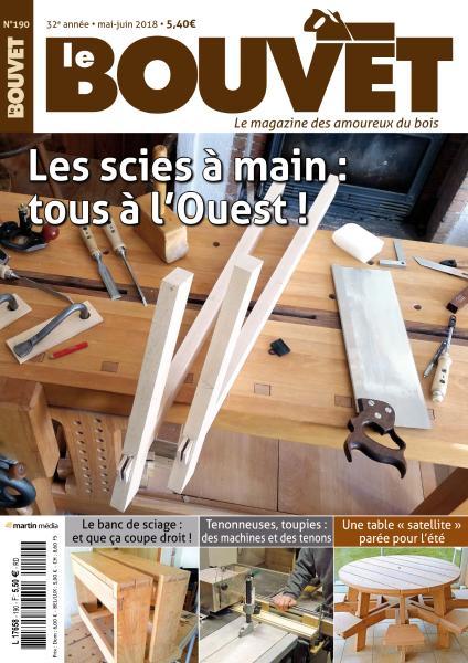 Le Bouvet – Mai-Juin 2018