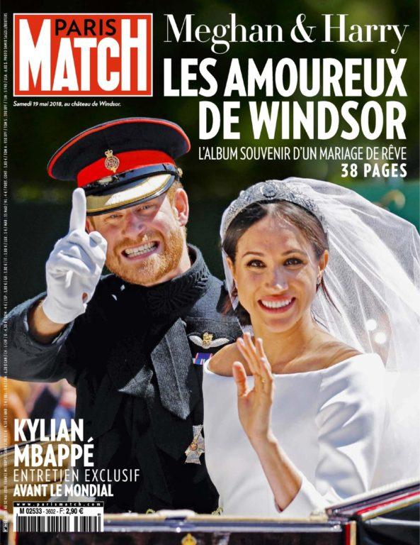 Paris Match – 22 Mai 2018