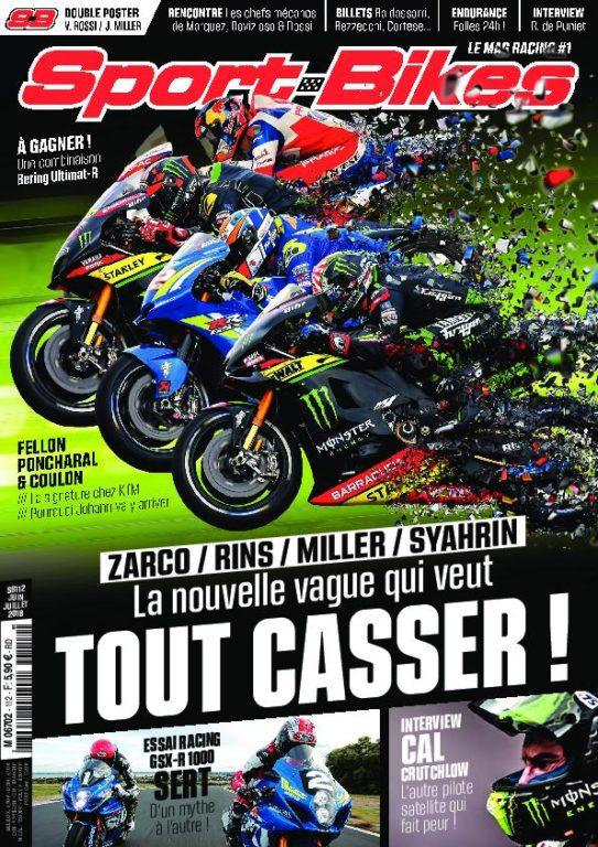 Sport-Bikes Magazine – Juin 2018