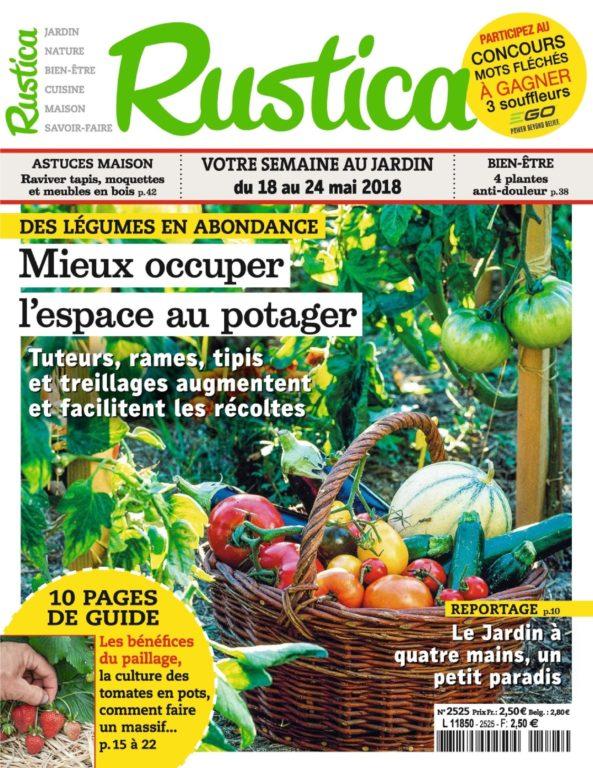 Rustica – 18 Mai 2018