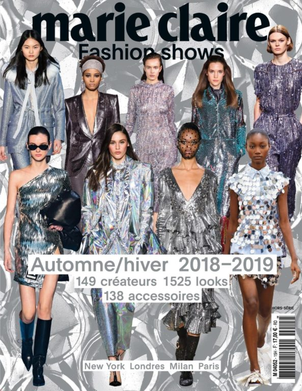 Marie Claire Fashion Shows – Mai 2018