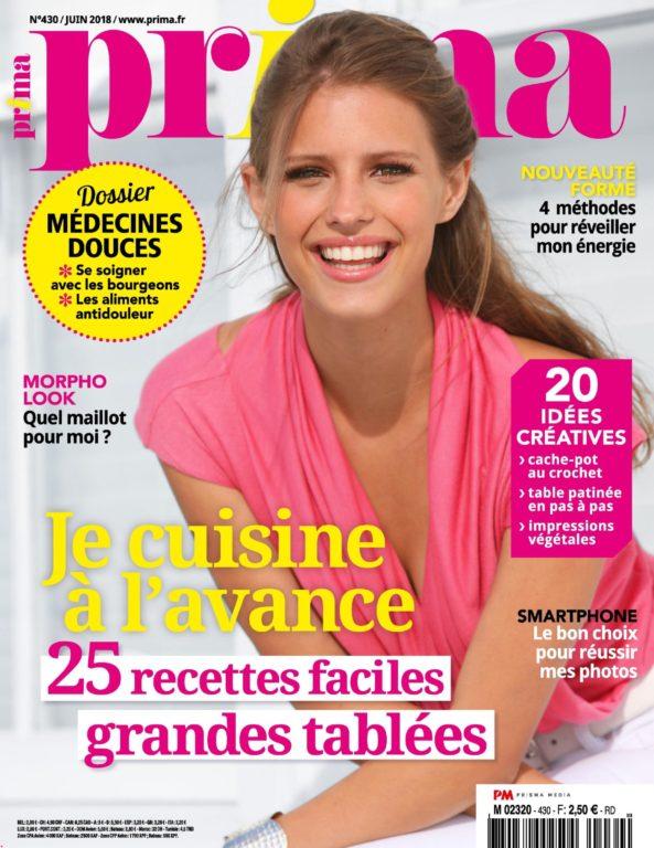 Prima France – Juin 2018