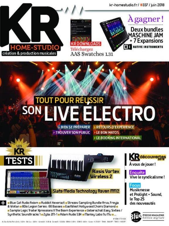 Keyboard Recording Home-Studio – Juin 2018