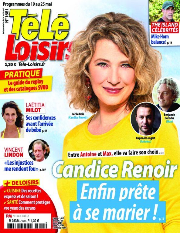 Télé Loisirs – 14 Mai 2018