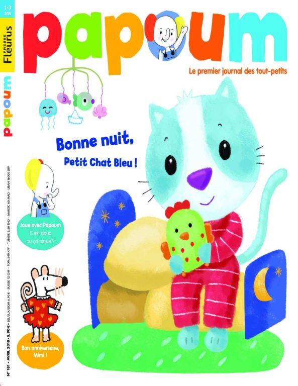 Papoum – 28 Mars 2018