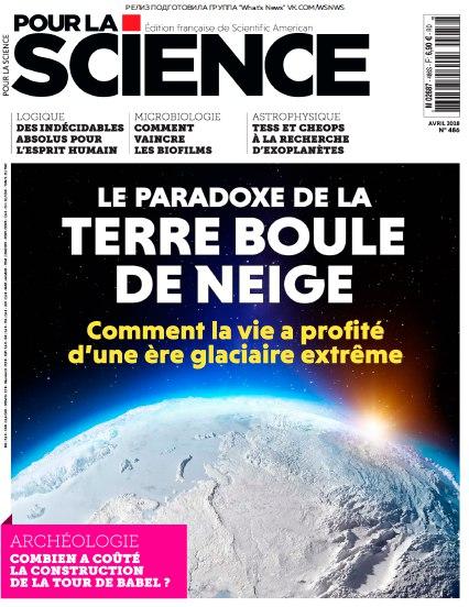 Pour La Science – 04.2018