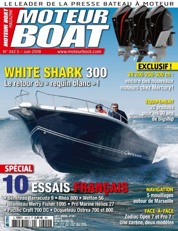 Moteur Boat – Juin 2018
