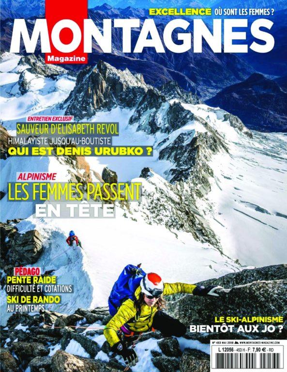 Montagnes Magazine – Mai 2018