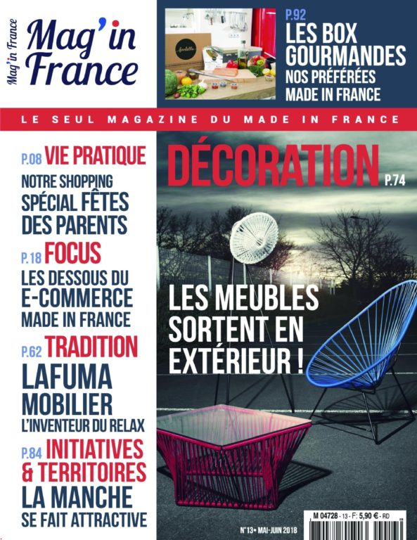 Mag In France – Mai 2018