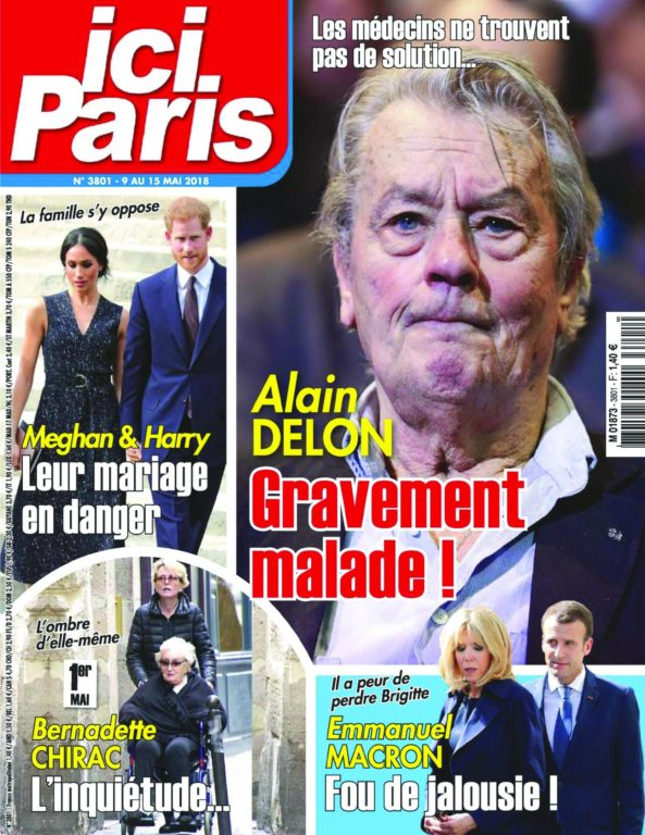 Ici Paris – 09 Mai 2018