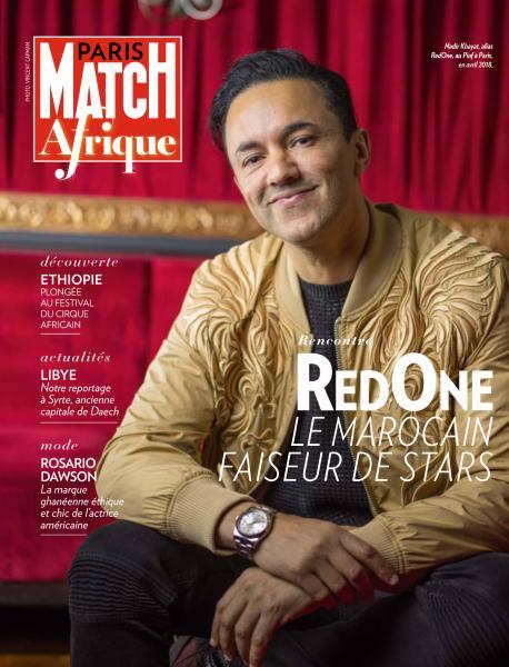 Paris Match Afrique – Mai 2018