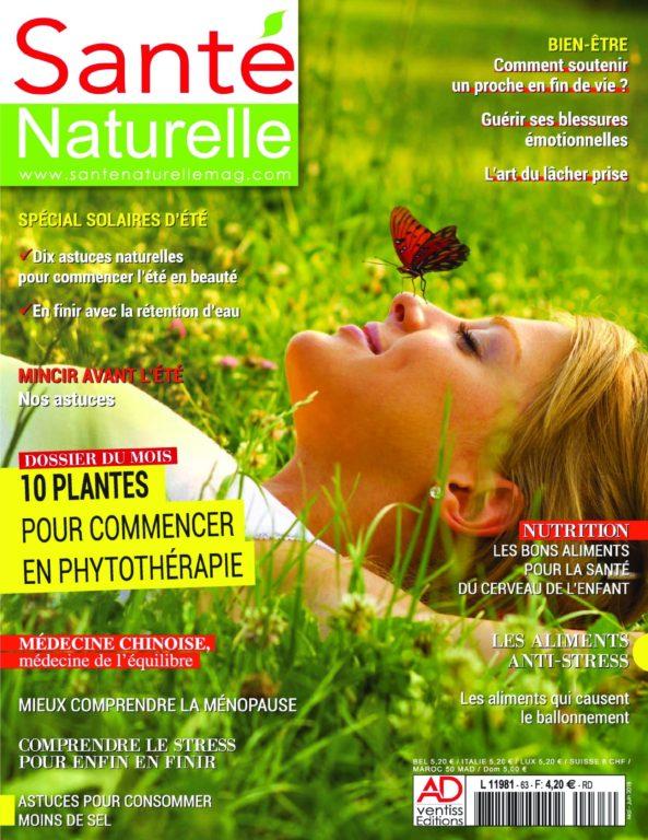 Santé Naturelle – 29 Avril 2018