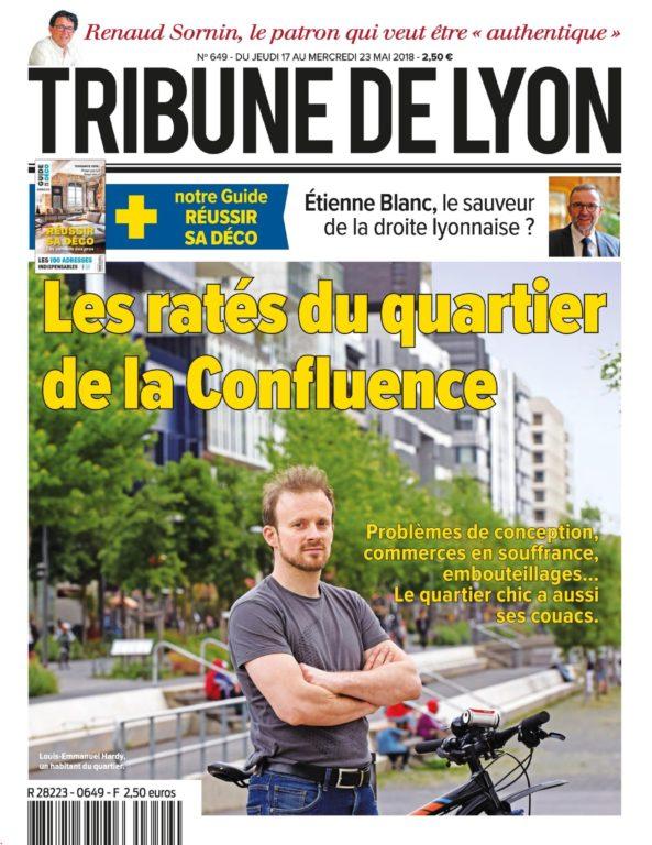 Tribune De Lyon – 17 Mai 2018