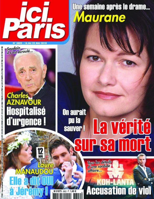 Ici Paris – 16 Mai 2018