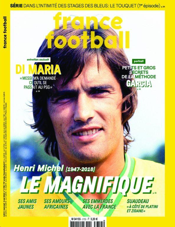France Football – 01 Mai 2018