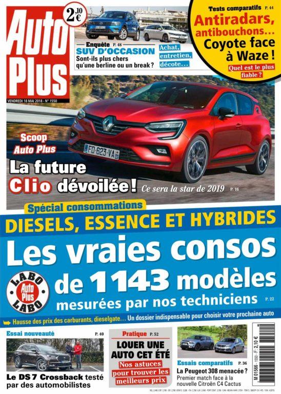 Auto Plus France – 18 Mai 2018