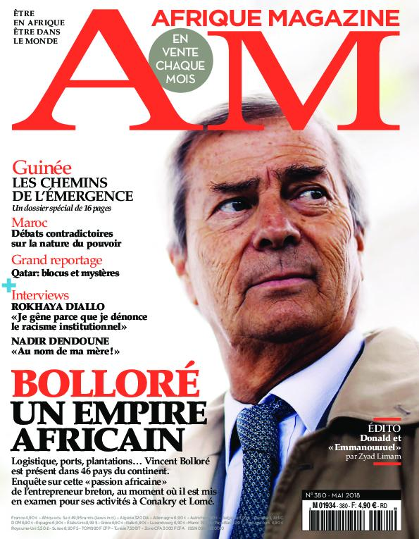 Afrique Magazine – Mai 2018