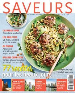 Saveurs France – Mai 2018