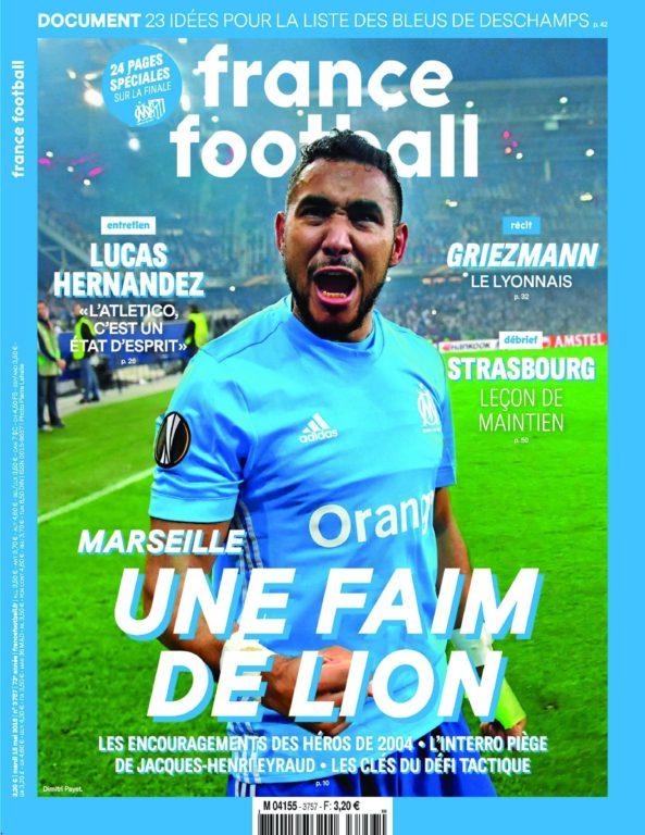 France Football – 15 Mai 2018