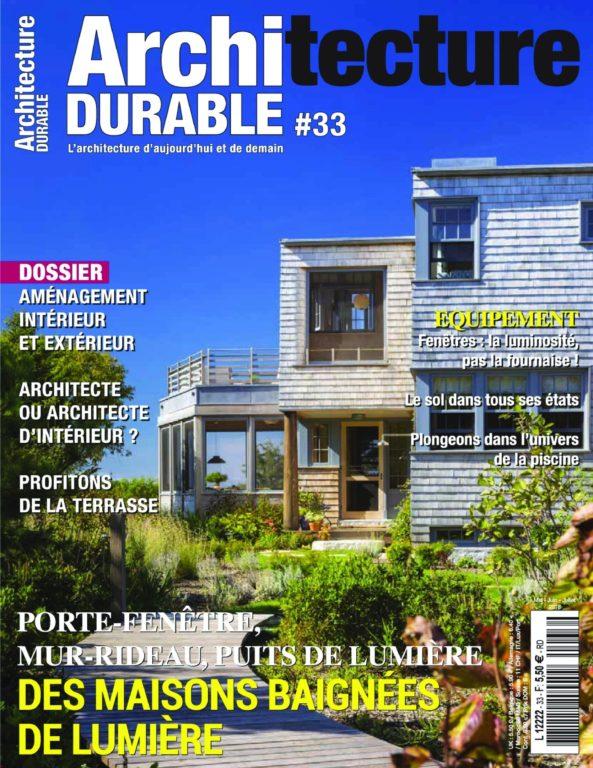 Architecture Durable – Mai 2018