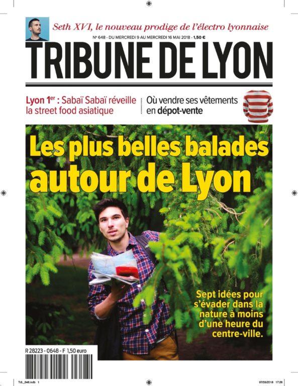 Tribune De Lyon – 10 Mai 2018