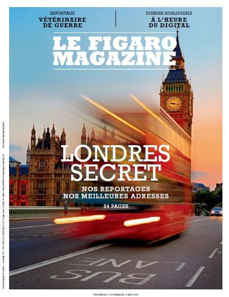 Le Figaro Magazine – 11 Mai 2018