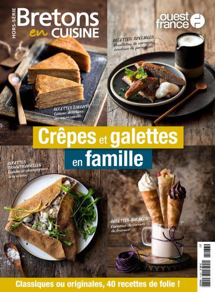 Bretons En Cuisine Hors-Série – N.10 2018
