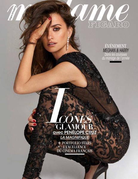 Madame Figaro – 11 Mai 2018
