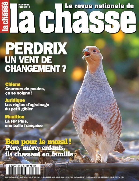 La Revue Nationale De La Chasse – Juin 2018