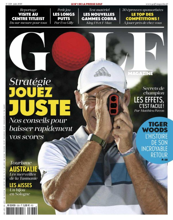 Golf Magazine France – Juin 2018