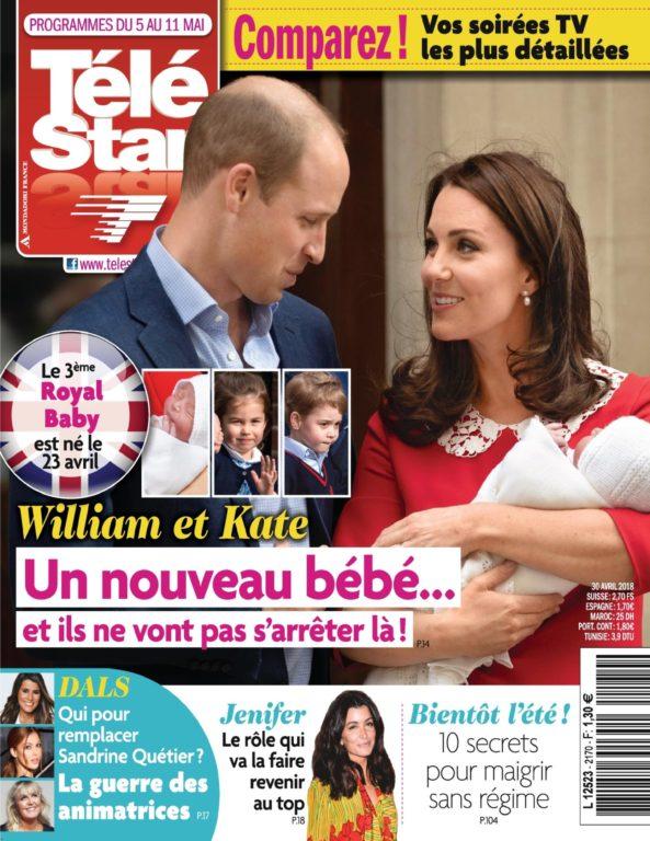Télé Star – 30 Avril 2018